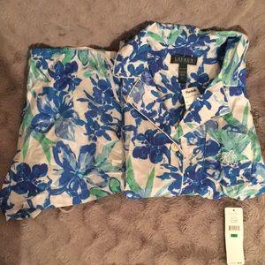 New floral Ralph Lauren PJs